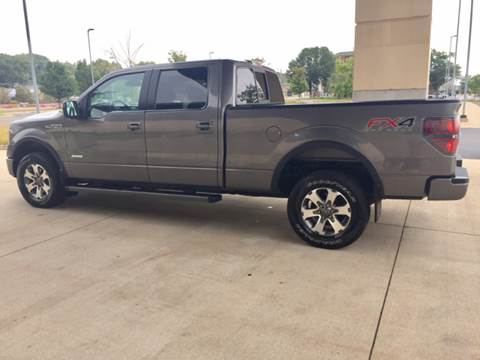 2012 Ford F-150 for sale in Bettendorf, IA