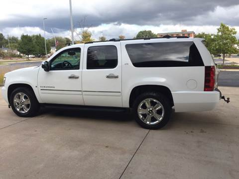 2010 Chevrolet Suburban for sale in Bettendorf, IA