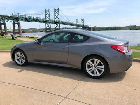 2011 Hyundai Genesis Coupe for sale at Premier Picks Auto Sales in Bettendorf IA