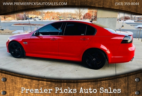 2009 Pontiac G8 for sale in Bettendorf, IA