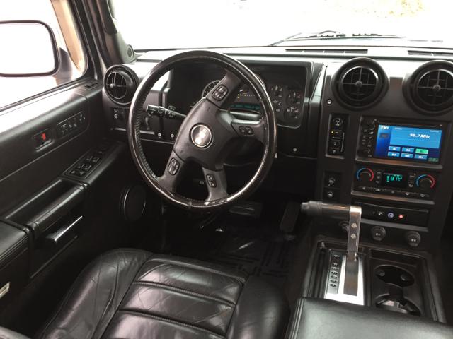 2006 HUMMER H2 4dr SUV 4WD LUXURY - Bettendorf IA