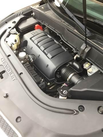 2010 Chevrolet Traverse LT AWD 4dr SUV w/1LT - Bettendorf IA