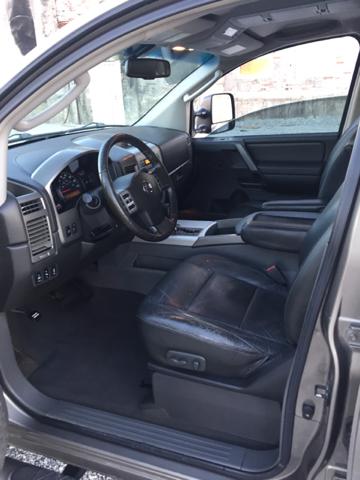 2006 Nissan Titan XE FFV 4dr Crew Cab 4WD SB - Bettendorf IA