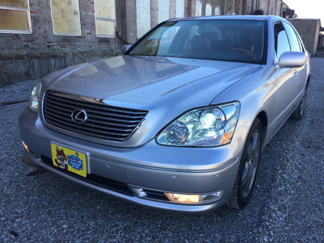 2005 Lexus LS 430 4dr Sedan - Bettendorf IA