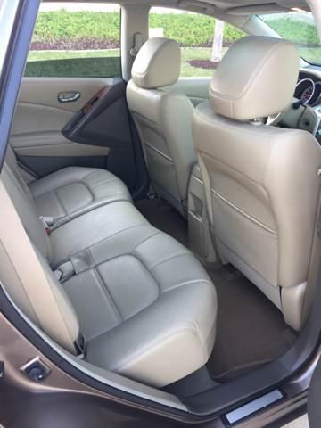 2012 Nissan Murano AWD SL 4dr SUV - Bettendorf IA