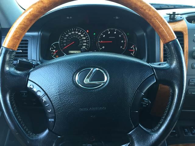 2004 Lexus GX 470 4WD 4dr SUV - Bettendorf IA