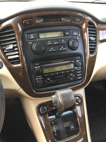 2003 Toyota Highlander AWD Limited 4dr SUV - Bettendorf IA