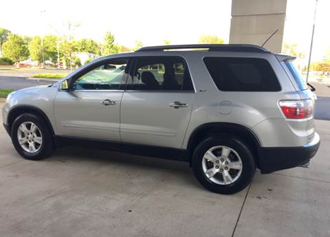 2008 GMC Acadia for sale at Premier Picks Auto Sales in Bettendorf IA
