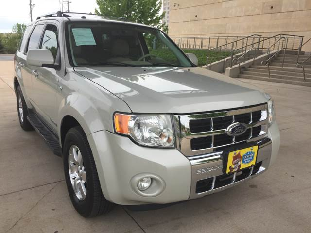 2008 Ford Escape AWD Limited 4dr SUV - Bettendorf IA