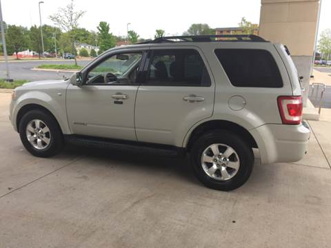 2008 Ford Escape for sale in Bettendorf, IA