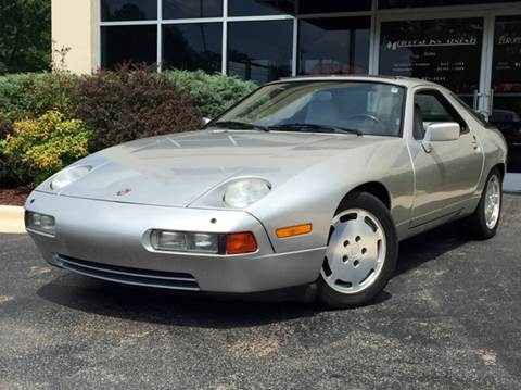 1987 Porsche 928 for sale in Raleigh, NC