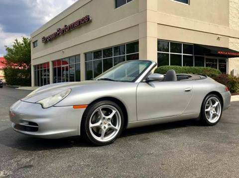 2003 Porsche 911 for sale in Raleigh, NC