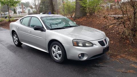 2008 Pontiac Grand Prix for sale in Hudson, NH