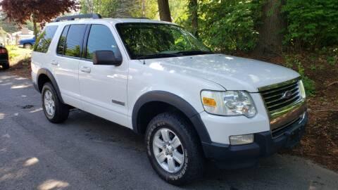 2007 Ford Explorer