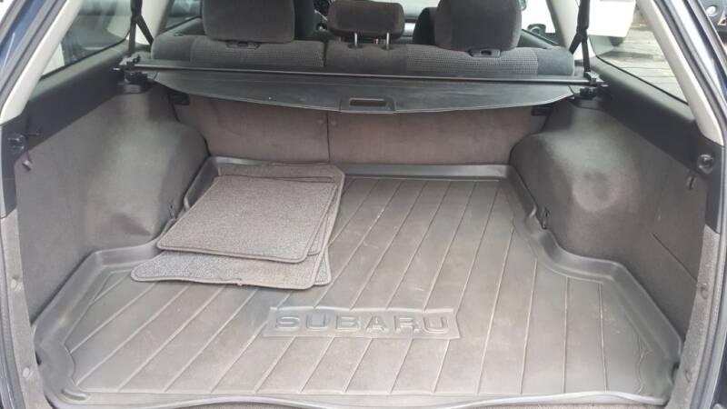 2004 Subaru Outback AWD 4dr Wagon - Hudson NH