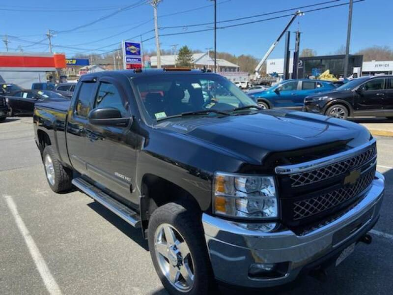 2013 Chevrolet Silverado 2500HD HEAVY DUTY LTZ - Hudson NH