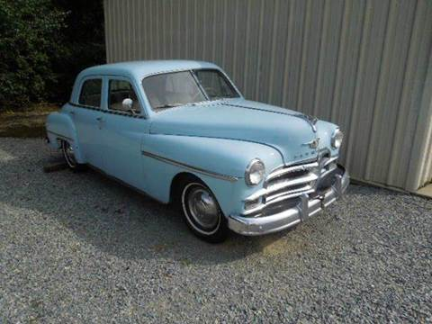 1950 Plymouth plymouth
