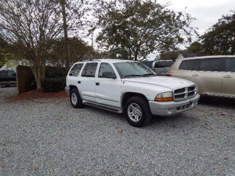 2003 Dodge Durango for sale in Smithfield, NC