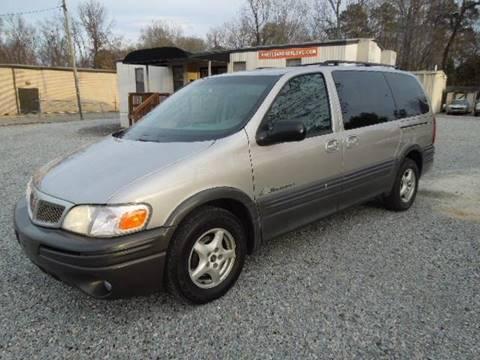 2004 Pontiac Montana for sale in Smithfield, NC