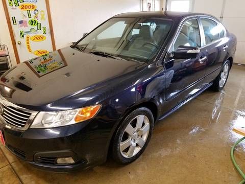 2009 Kia Optima for sale in Paulina, IA