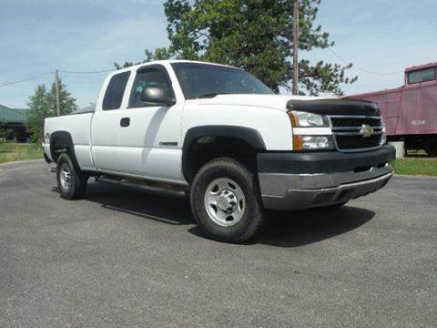 2007 Chevrolet Silverado 2500 for sale at Sedalia Automotive in Sedalia MO