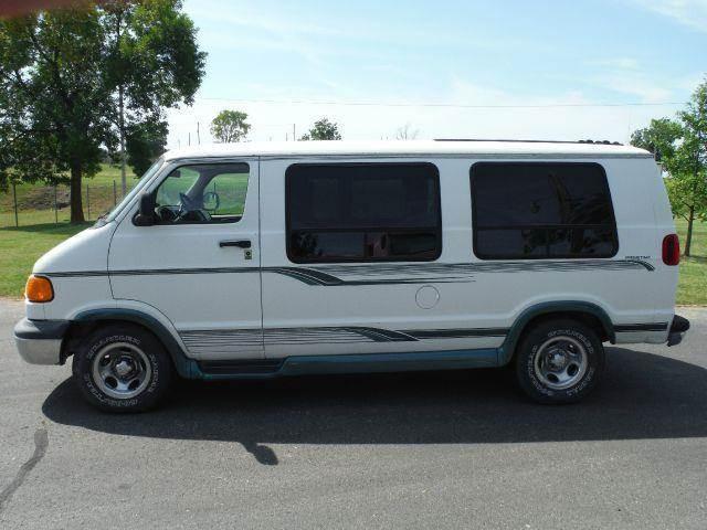 1999 Dodge Ram Van for sale at Sedalia Automotive in Sedalia MO