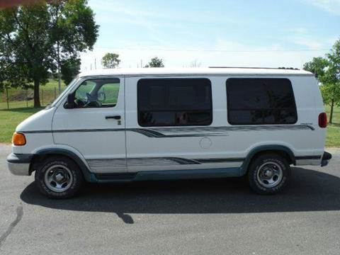 1999 Dodge Ram Van for sale at Sedalia Automotive in Sedalia MO