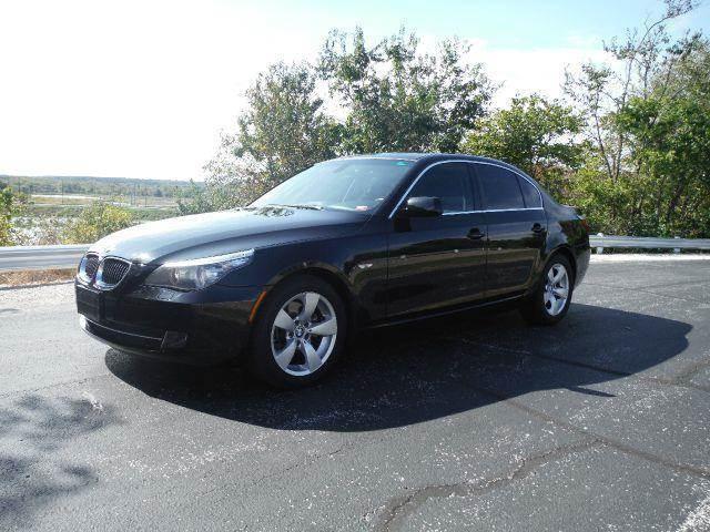 2008 BMW 5 Series for sale at Sedalia Automotive in Sedalia MO