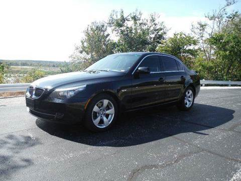 2008 BMW 5 Series for sale at Sedalia Automotive in Sedalia MO