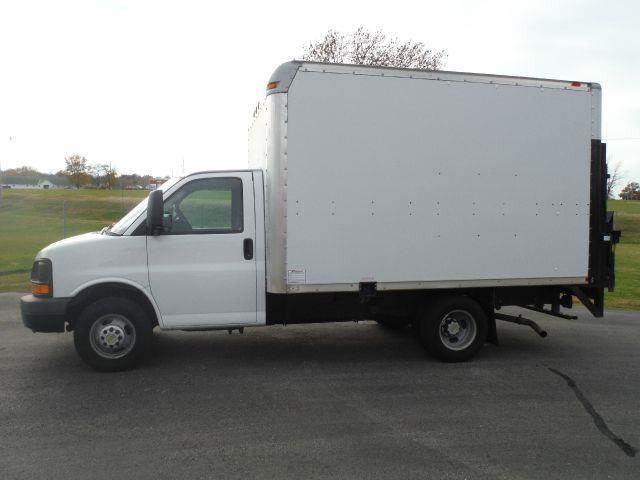 2009 Chevrolet Express for sale at Sedalia Automotive in Sedalia MO