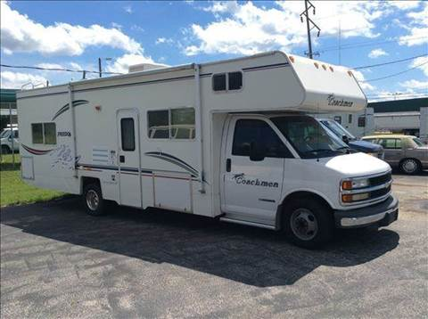 2004 Coachmen Freedom for sale at Sedalia Automotive in Sedalia MO