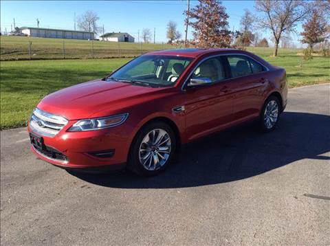 2012 Ford Taurus for sale at Sedalia Automotive in Sedalia MO