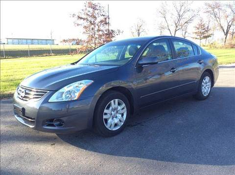 2012 Nissan Altima for sale at Sedalia Automotive in Sedalia MO