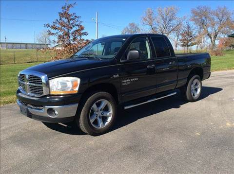 2006 Dodge Ram Pickup 1500 for sale at Sedalia Automotive in Sedalia MO