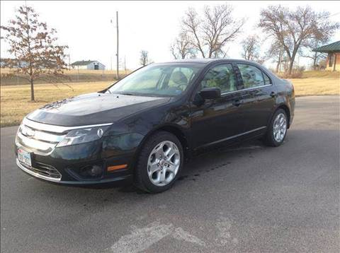 2011 Ford Fusion for sale at Sedalia Automotive in Sedalia MO