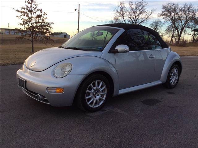 2004 Volkswagen New Beetle for sale at Sedalia Automotive in Sedalia MO