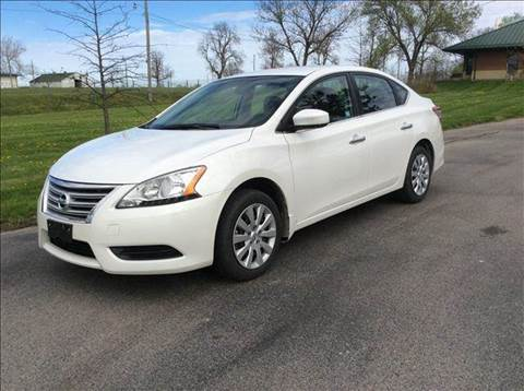 2014 Nissan Sentra for sale at Sedalia Automotive in Sedalia MO