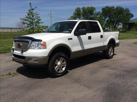2005 Ford F-150 for sale at Sedalia Automotive in Sedalia MO