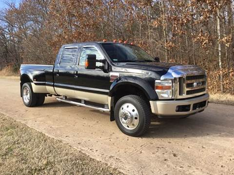 2008 Ford F-450 Super Duty for sale at Sedalia Automotive in Sedalia MO