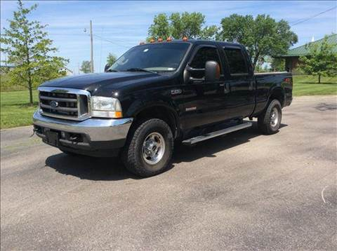 2005 Ford F-250 Super Duty for sale at Sedalia Automotive in Sedalia MO