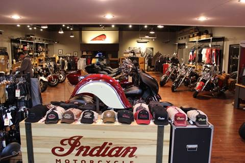 2019 Indian  INDIAN SCOUT® ABS ICON SERIES