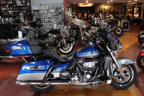 2017 Harley-Davidson ULTRA LIMITED for sale at COASTAL INDIAN MOTORCYCLE OF MYRTLE BEACH in Murrells Inlet SC