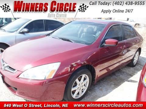 2003 Honda Accord for sale in Lincoln, NE