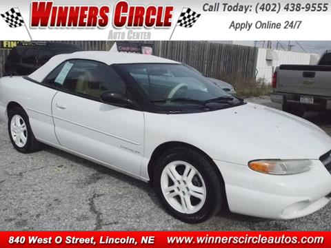 used 1996 chrysler sebring for sale in murfreesboro tn carsforsale com carsforsale com