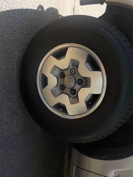 2002 Chevrolet Blazer LS 4WD 4dr SUV - Falcon CO