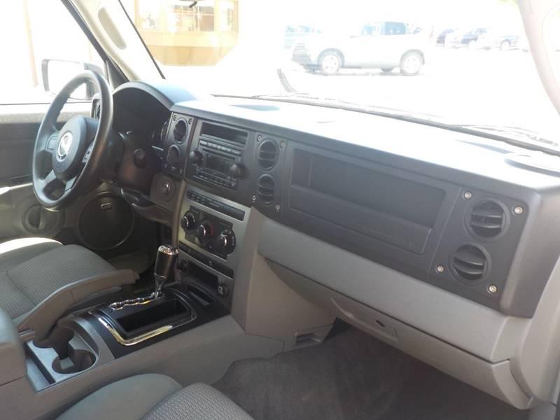 2007 Jeep Commander Sport 4dr SUV 4WD - Falcon CO