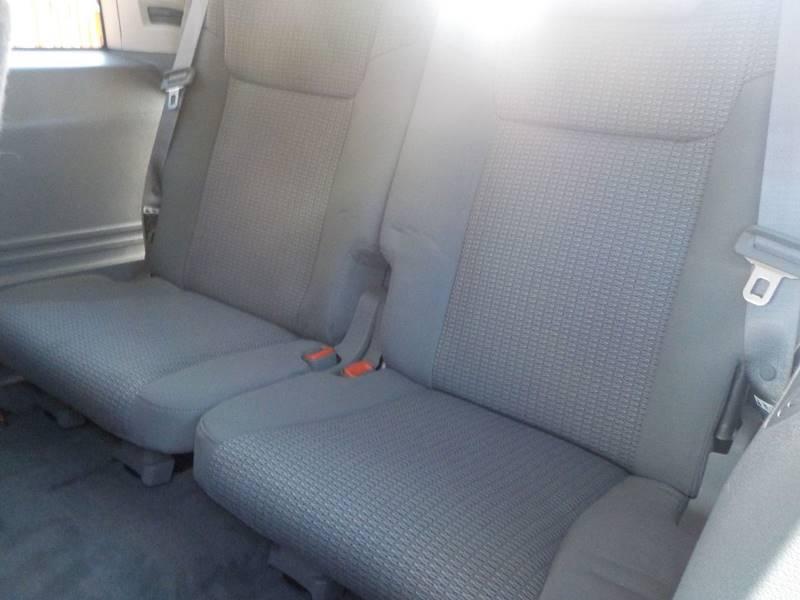 2006 Jeep Commander 4dr SUV 4WD - Falcon CO