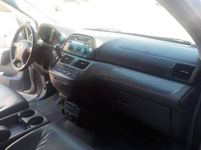 2007 Honda Odyssey EX-L 4dr Mini-Van w/DVD - Falcon CO