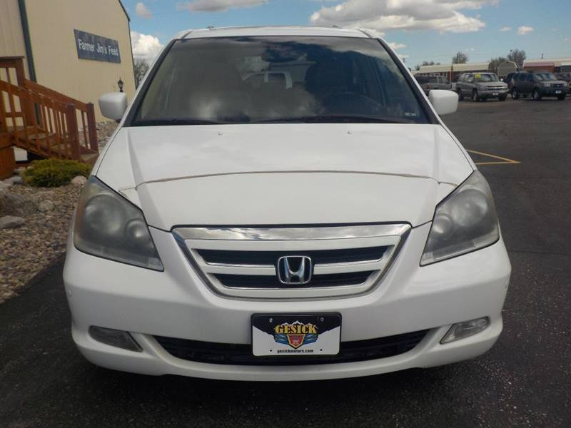 2005 Honda Odyssey Touring Mini-Van 4dr w/DVD and Navi - Falcon CO