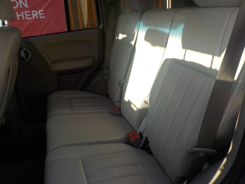 2006 Jeep Liberty Limited 4dr SUV 4WD w/ Front Side Curtain Airbags - Falcon CO
